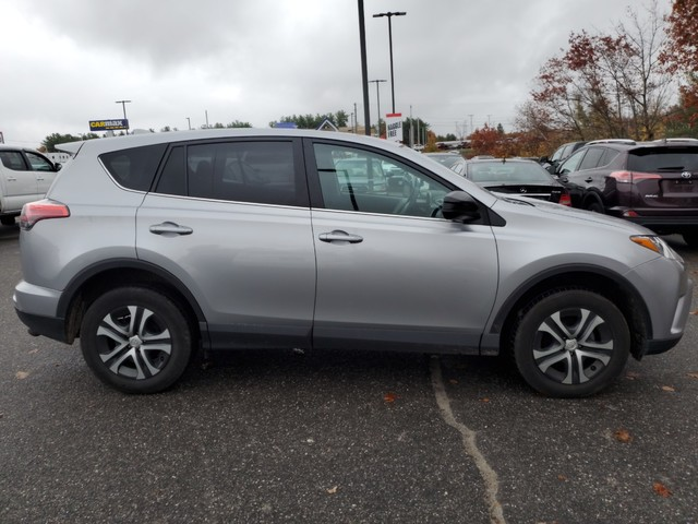 Certified Pre-Owned 2018 Toyota RAV4 LE