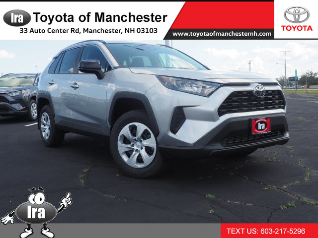 New 2019 Toyota RAV4 LE AWD All Wheel Drive SUV