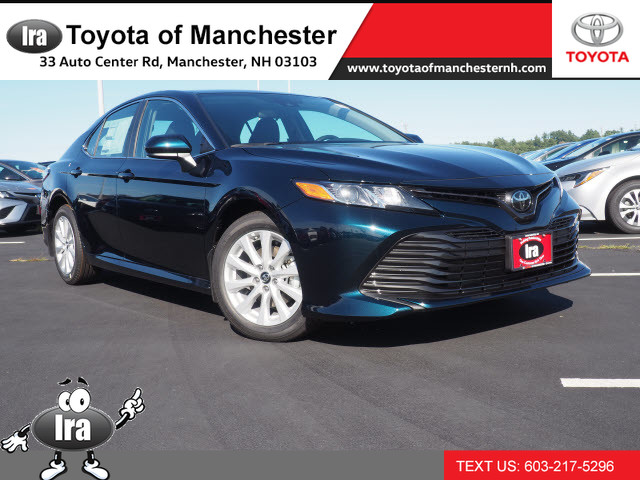New 2019 Toyota Camry LE Auto Front Wheel Drive Sedan