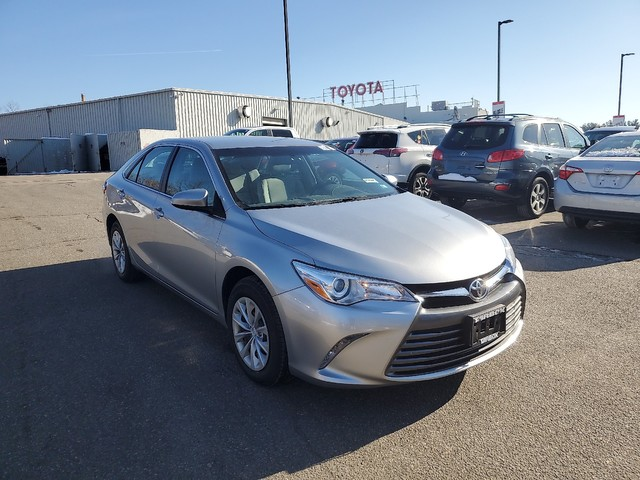 Certified Pre-Owned 2017 Toyota Camry LE **RED HOT DEAL!**