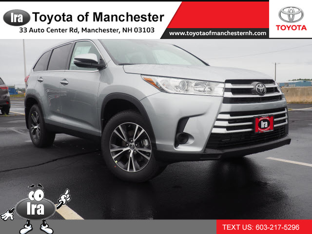 New 2019 Toyota Highlander LE V6 AWD All Wheel Drive SUV