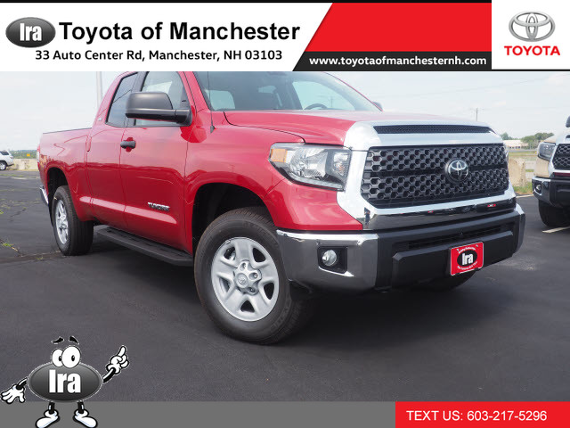 New 2019 Toyota Tundra 4WD SR5 Double Cab 6.5' Bed 4.6L (Natl) - In-Stock