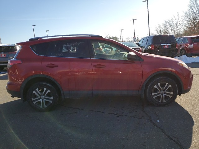 Certified Pre-Owned 2017 Toyota RAV4 LE **RED HOT DEAL!**