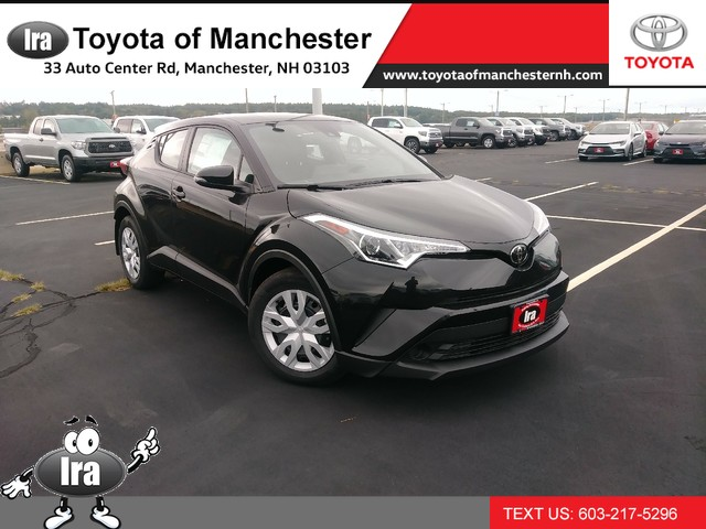 New 2019 Toyota C-HR LE FWD Front Wheel Drive Sport Utility - In-Stock