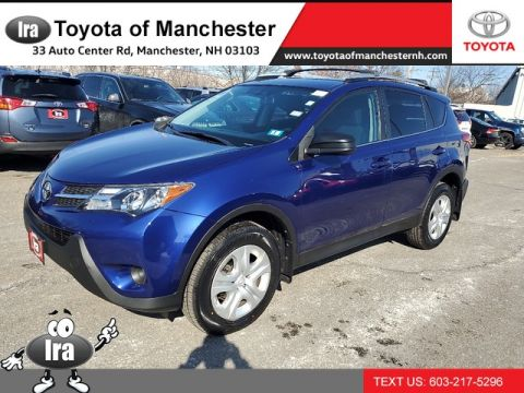 Certified Pre-Owned 2014 Toyota RAV4 LE **RED HOT DEAL!**
