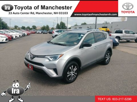 Certified Pre-Owned 2016 Toyota RAV4 LE All Wheel Drive SUV