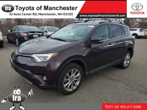 Certified Pre-Owned 2016 Toyota RAV4 Limited *BIRDS EYE VIEW CAMERA