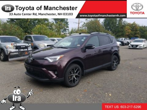 Certified Pre-Owned 2016 Toyota RAV4 SE **BLACK FRIDAY SPECIAL**
