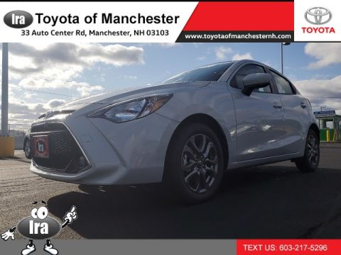 New 2020 Toyota Yaris LE Auto (Natl)