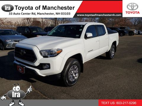 Certified Pre-Owned 2018 Toyota Tacoma SR5 **RED HOT DEAL!**