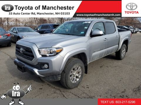 Certified Pre-Owned 2017 Toyota Tacoma SR5 **RED HOT DEAL!**