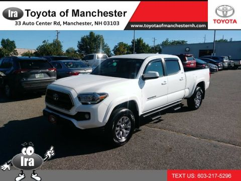 Certified Pre-Owned 2017 Toyota Tacoma SR5 LONG BED!!! Four Wheel Drive Pickup Truck