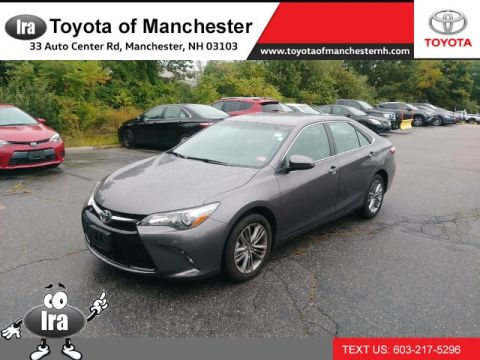 Certified Pre-Owned 2016 Toyota Camry LE Front Wheel Drive Sedan