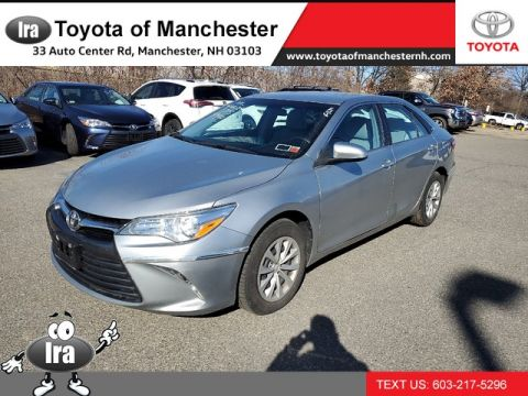 Certified Pre-Owned 2016 Toyota Camry LE **RED HOT DEAL!**