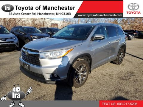 Certified Pre-Owned 2016 Toyota Highlander XLE
