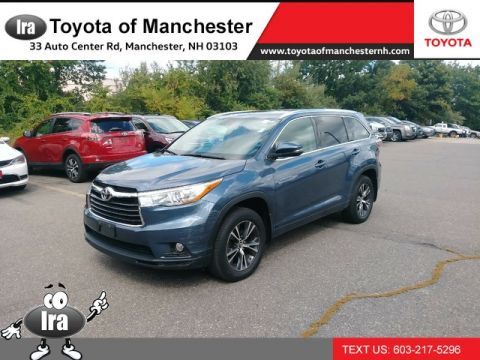 Certified Pre-Owned 2016 Toyota Highlander XLE All Wheel Drive SUV