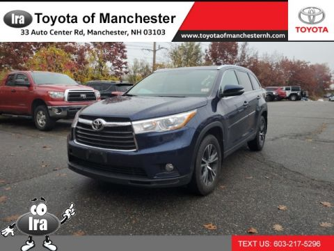 Certified Pre-Owned 2016 Toyota Highlander XLE **HOLIDAY SPECIAL**