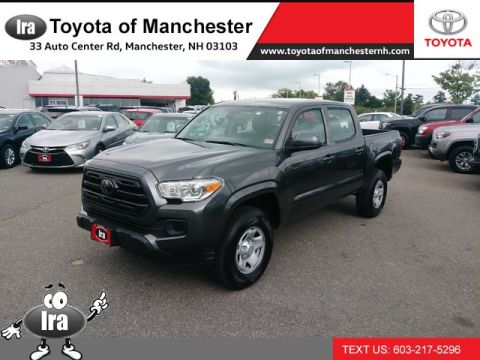 Certified Pre-Owned 2018 Toyota Tacoma SR Rear Wheel Drive Pickup Truck