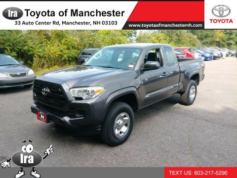 Certified Pre-Owned 2016 Toyota Tacoma SR Four Wheel Drive Pickup Truck