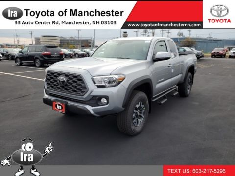 New 2020 Toyota Tacoma TRD Off Road Access Cab 6' Bed V6 AT (Natl)