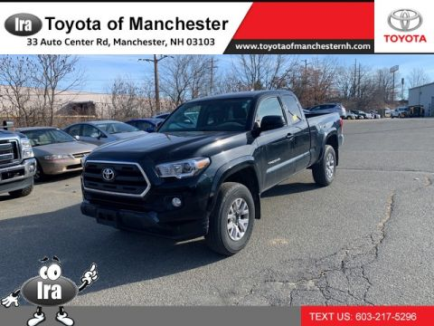 Certified Pre-Owned 2017 Toyota Tacoma SR5 * LONG BED!