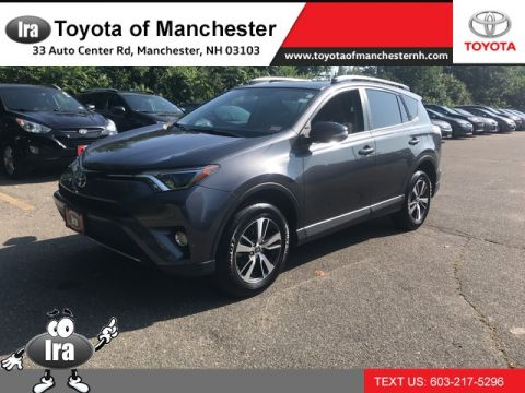 Certified Pre-Owned 2016 Toyota RAV4 XLE All Wheel Drive SUV