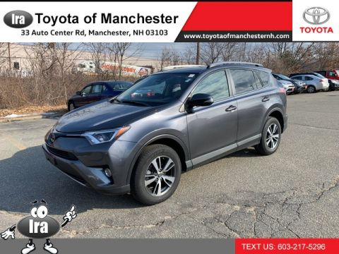 Certified Pre-Owned 2017 Toyota RAV4 XLE **RED HOT DEAL!**